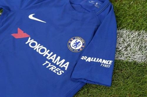 Chelsea become latest Premier League team to add shirt-sleeve sponsor