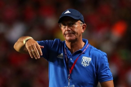 West Brom: Tony Pulis on Ahmed Hegazy - how he played against Leicester and settling in