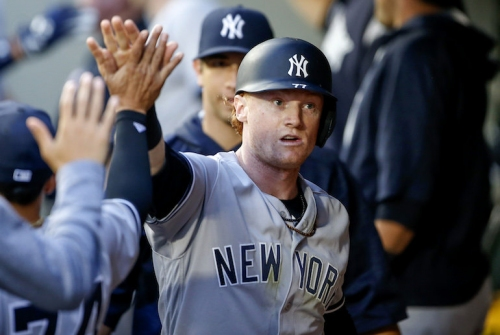 Yankees' Clint Frazier makes diving catch Aaron Judge thought was impossible (VIDEO)