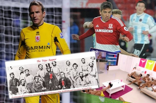 Tripe Supper 2: Bizarre matchday experiences, goalkeepers and Love Island