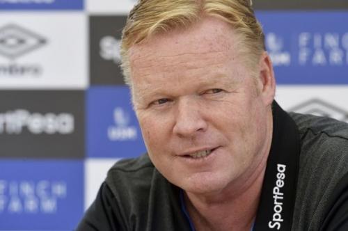 Everton boss Ronald Koeman reveals remaining transfer plans