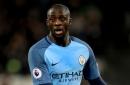 Yaya Toure sends Man City fans a message