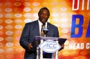 Syracuse football coach Dino Babers will be all over ESPN on Monday