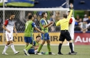 Nicolas Lodeiro lucky he wasn't suspended extra games