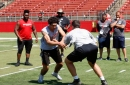 The reason Rutgers took Pennsbury OT Matt Rosso despite him being new to the position