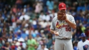 Mozeliak meets with Lynns, suggests situation is 'fluid'