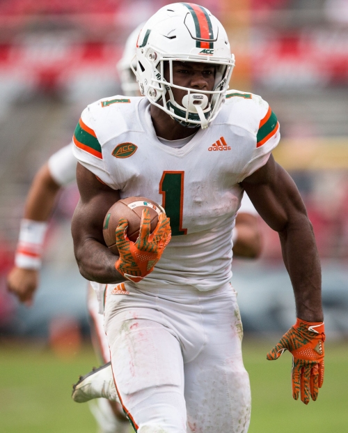 ACC football 2017: Miami players aspire to Coastal title and 'greatness'