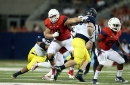 Arizona football depth chart: Wildcats' 2017 offensive line is experienced and thin