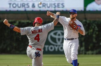 Bryant gallops home, Cubs rally in 8th, edge Cardinals 3-2 (Jul 22, 2017)