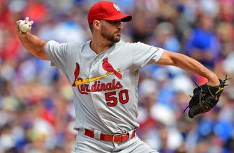 Cardinals surrender late lead, fall 3-2 to Cubs