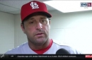Matheny says Cardinals' bullpen 'just couldn't get it done'