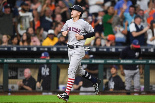 Yankees' Jacoby Ellsbury demoted to $21M backup for time being | What it means