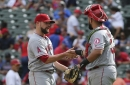 Bud Norris earns job as Angels' closer, but isn't given the title
