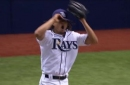 Chris Archer and the Rays self-destruct against the Rangers in the 6th-inning