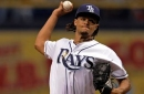 Chris Archer strikes out 11 but errors cost Rays in loss to Rangers