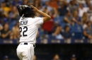 Rays 3 Rangers 4: Costly error leads to defeat