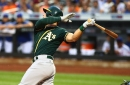 Game #97: A's blow early lead to lose to the Mets 6-5