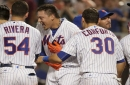 Wilmer Flores hits second career walk-off homer as Mets beat A's