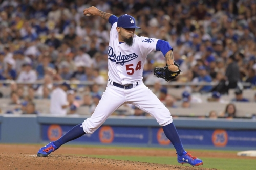 Dodgers trade Sergio Romo to Rays