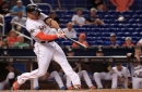Yankees have 'checked in' with Marlins about Giancarlo Stanton