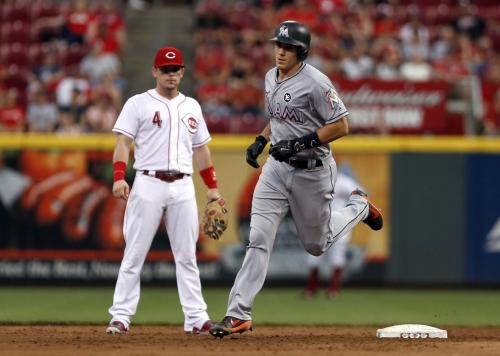 Reds recap: Marlins' J.T. Realmuto downs Reds with 2 HR