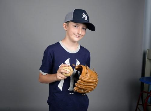 Field of Dreams winner, 9, builds family memories at Yankee games