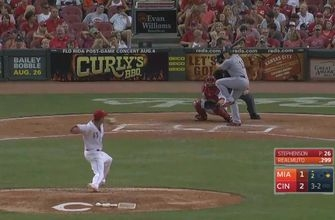 WATCH: J.T. Realmuto blasts 2 big 2-run homers against Reds