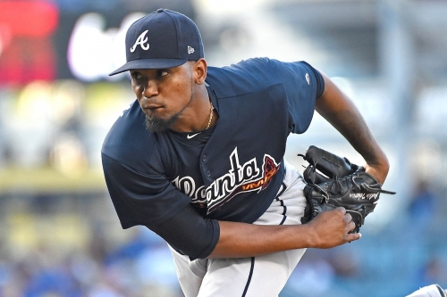 Braves unable to solve Rich Hill in 6-2 loss
