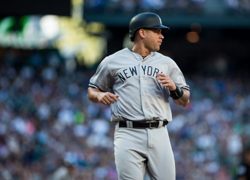 Yankees tie game late but fall to Mariners in extra innings