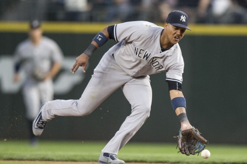 More Starlin Castro trouble is a top prospect's second chance