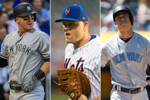 Here's the big Lucas Duda trade Yankees and Mets should make