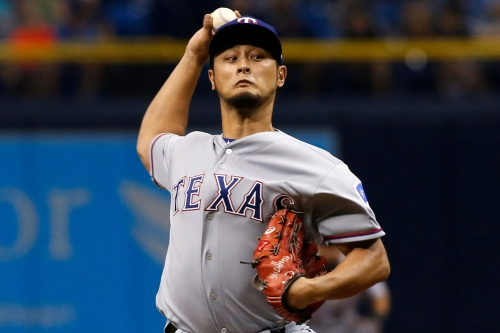 The Yankees' eyes are glued to Yu Darvish