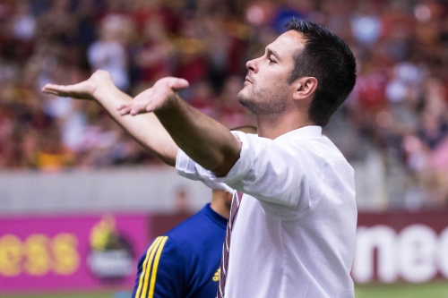 Mike Petke unleashes best-ever press conference, protests PRO, referee decisions