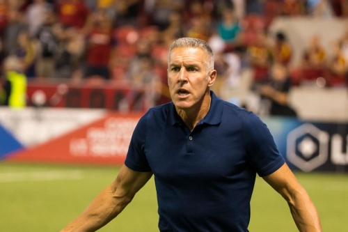 Peter Vermes thinks RSL match was well-refereed