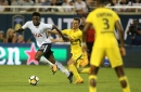 Josh Onomah sees his Tottenham future in the middle of midfield