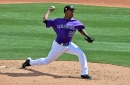 Rockies pitching prospect Yency Almonte pitches 7 scoreless innings