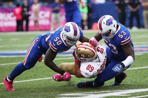 90 Players in 90 Days: Buffalo Bills linebacker Ramon Humber