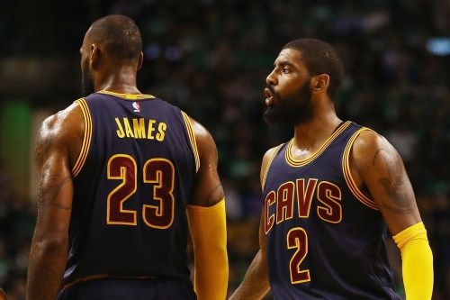 Kyrie Irving chafed at star treatment for LeBron