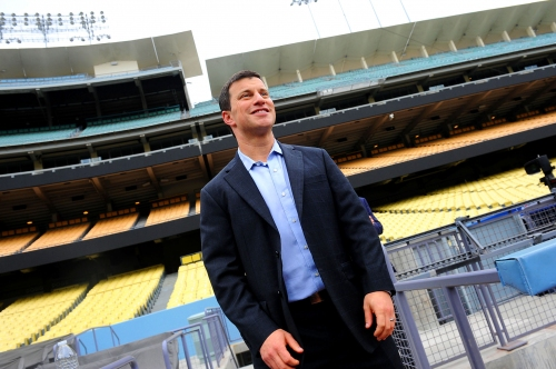 50 Most Powerful in SoCal Sports: No. 18 Andrew Friedman, Dodgers