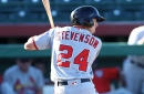 Wahington Nationals call Andrew Stevenson and Pedro Severino up from Triple-A Syracuse...