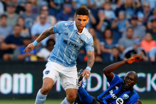 "Report: Orlando City ""Aggressively Pursuing"" Sporting KC's Dwyer"
