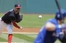 Corey Kluber strikes out season-high 14, Cleveland Indians top Toronto Blue Jays 8-1
