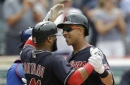 Kluber strikes out season-high 14, Indians top Blue Jays 8-1 (Jul 23, 2017)
