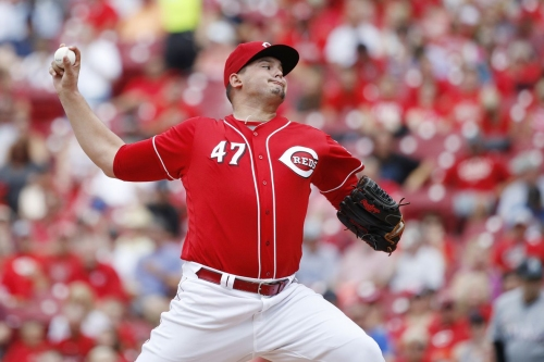 Sal Romano excellent, Reds beat Marlins 6-3