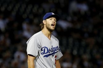 Dodgers' Kershaw leaves start against Braves after 2 innings