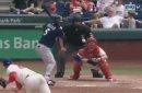 WATCH: Brewers' Villar, Braun provide RBI in loss to Phillies