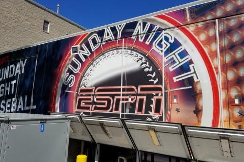 Cubs, Cardinals play on ESPN Sunday Night Baseball