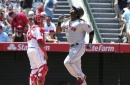 Valbuena's solo homer lifts Angels to 3-2 win over Red Sox (Jul 23, 2017)