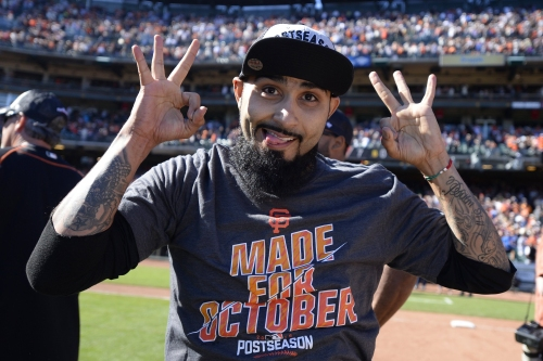Former Giants hero Sergio Romo finds a new home