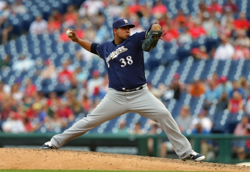 Notes: Wily Peralta back in Brewers' bullpen